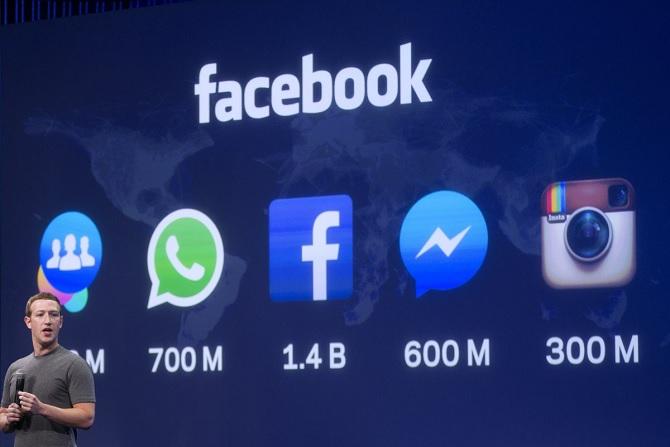 Facebook lập kỷ lục 1 tỷ người dùng truy cập trong một ngày