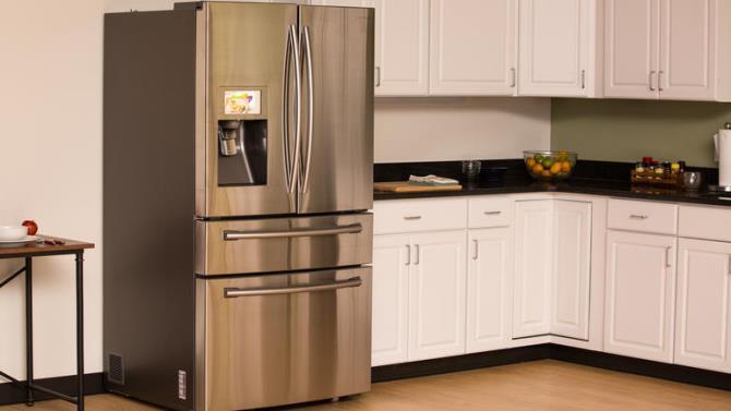Tủ lạnh Samsung có thể làm rò rỉ thông tin đăng nhập Gmail