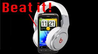 HTC sẽ ngừng tặng tai nghe Beats kèm smartphone
