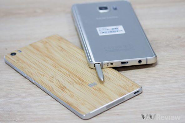 Đánh giá chi tiết Samsung Galaxy Note 5