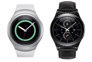 Samsung công bố smartwatch mặt tròn Gear S2, pin 2-3 ngày