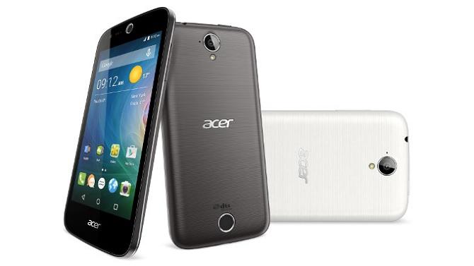 Acer trình làng Liquid Z330/M330 chạy Windows 10 và Android
