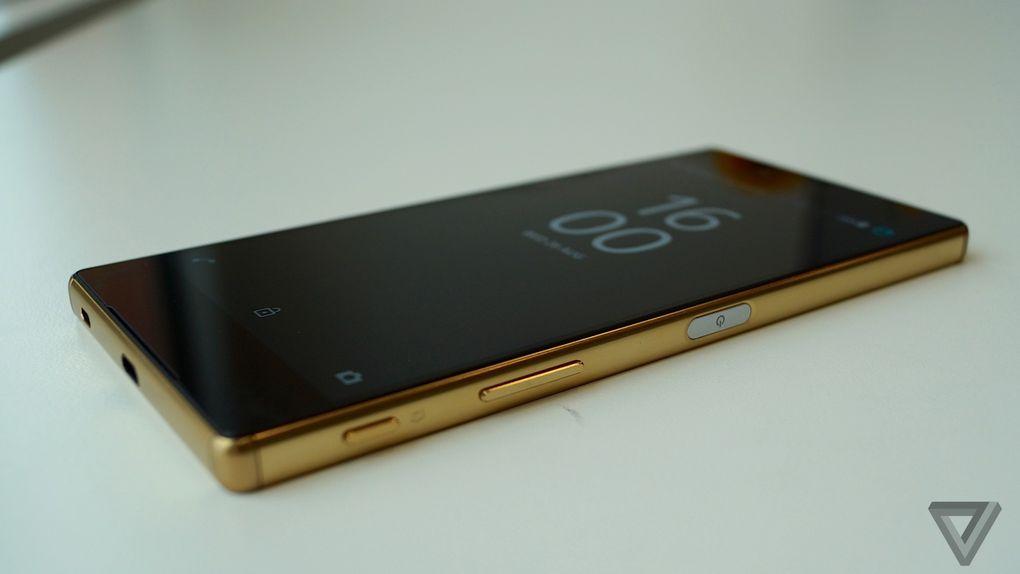 Thông số và cấu hình Sony Xperia Z5 Premium: smartphone màn hình 4K đầu tiên