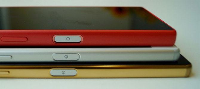 Sony chính thức ra mắt 3 Xperia mới: Z5, Z5 Compact và Z5 Premium