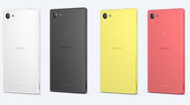 Thông số và cấu hình Sony Xperia Z5 Compact