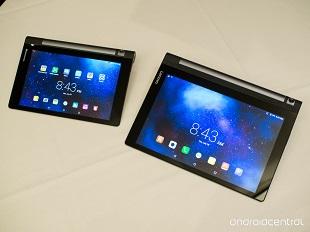 Lenovo giới thiệu 3 máy tính bảng Yoga Tab 3 và Tab 3 Pro mới