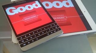 BlackBerry bỏ 425 triệu USD mua công ty bảo mật Good Technology
