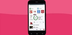 Opera Mini cập nhật bản mới, hỗ trợ tự chọn tốc độ duyệt web
