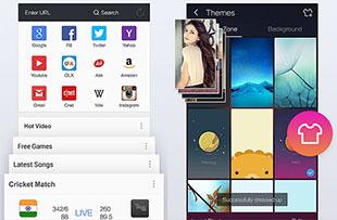 UC Browser ra mắt bản cập nhật 10.7 với nhiều tính năng mới