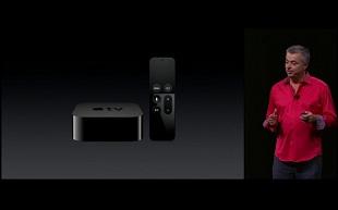 Apple TV thế hệ mới chạy tvOS chính thức trình làng