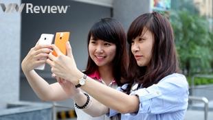 10 smartphone/điện thoại bán chạy tháng 8/2015