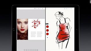 Apple bị chỉ trích vì photoshop nụ cười khi giới thiệu iPad Pro