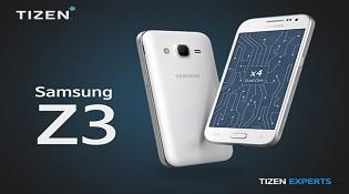 Samsung Z3 chạy Tizen lộ diện trên FCC