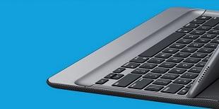 Logitech giới thiệu bàn phím không cần sạc cho iPad Pro
