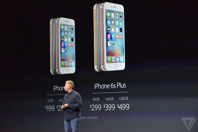 Apple đã ra mắt bộ đôi iPhone thế hệ mới. Tuy vậy, Táo Khuyết vẫn tiếp tục  khiến nhiều người dùng thất vọng bởi việc duy trì phiên bản 16GB.