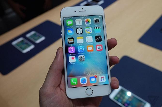 Tại sao không nên mua iPhone 6s và 6s Plus bản 16GB? - VnReview ...