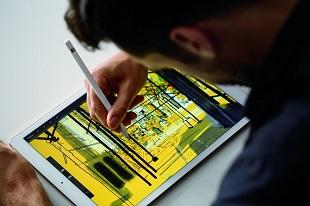 """Apple Pencil có thể """"đánh bại"""" Wacom Cintiq"""