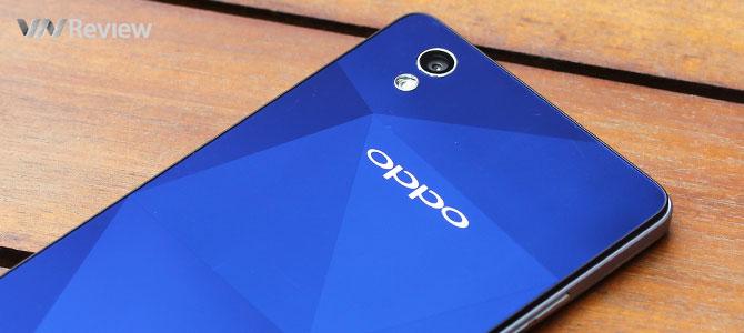 Đánh giá nhanh OPPO Mirror 5