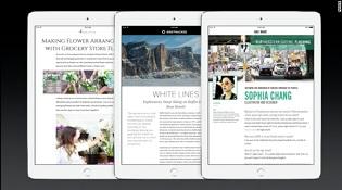 Ứng dụng tin tức của Apple làm giới quảng cáo lo ngại