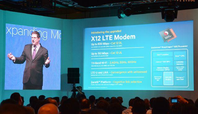 Qualcomm công bố 2 vi xử lý tầm trung, hé lộ về Snapdragon 820
