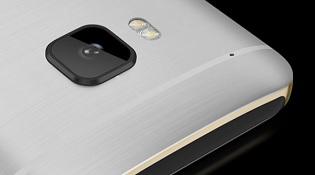 HTC One A9 dùng chip Snapdragon 617, màn AMOLED