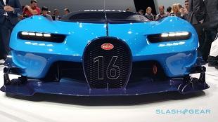 """Chiêm ngưỡng """"quái vật"""" Bugatti Vision Gran Turismo"""
