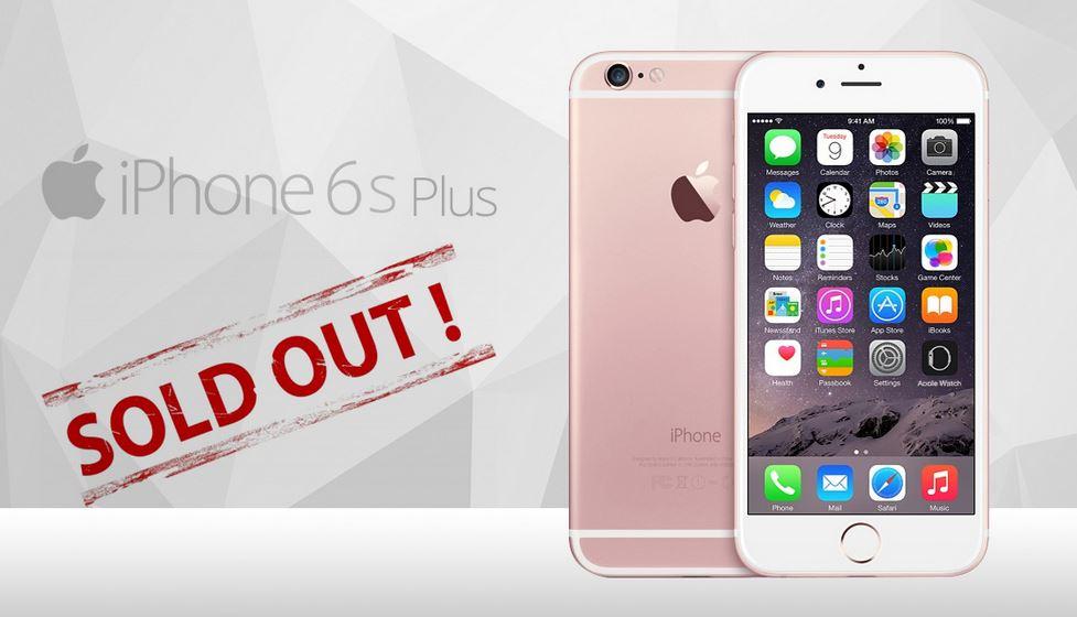 iPhone 6S Plus có lượng đặt trước cao vọt tại Việt Nam