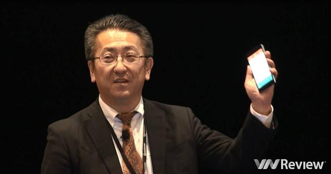 bphone Toshiba transferjet