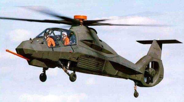 Trung Quốc sắp có trực thăng tàng hình giống Mỹ?