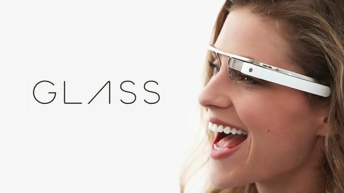 Google Glass đổi tên thành dự án Project Aura