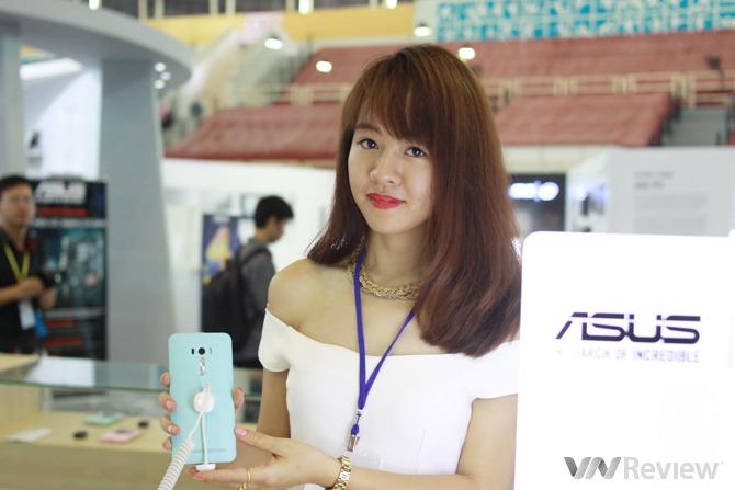 """ASUS Expo 2015 khai mạc, phô diễn nhiều """"đồ chơi"""" công nghệ mới"""