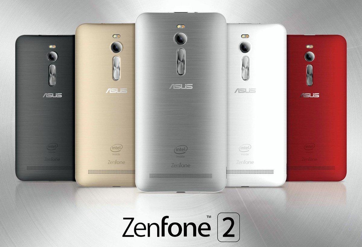 Asus Zenfone 2 thêm bản RAM 4 GB mới, giá 230 USD - 91504