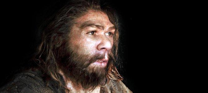 Người Neanderthal tuyệt chủng vì có đôi mắt to?
