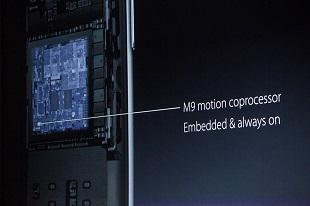 """Chip Apple M9 luôn bật sẵn tính năng """"Hey Siri"""""""