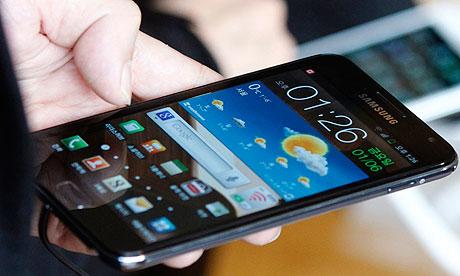 Samsung sẽ học hỏi Apple, cho thuê smartphone cao cấp?