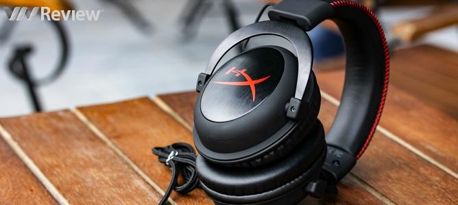 Đánh giá tai nghe chuyên game Kingston HyperX Cloud Core