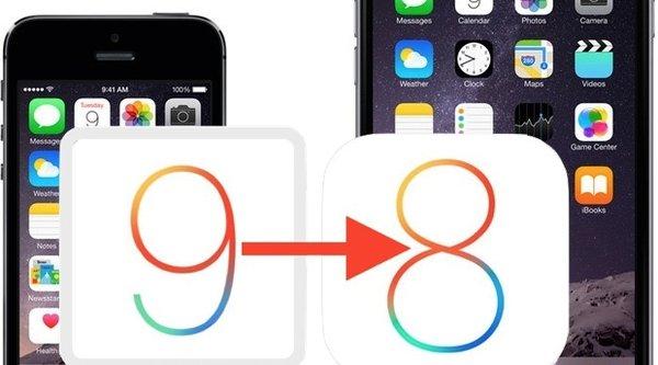 Hướng dẫn 'trở về' iOS 8.4.1 từ iOS 9