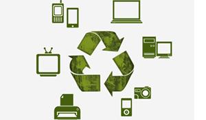 Thu gom, tái chế chất thải điện tử miễn phí cho người dân Thủ đô