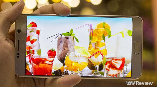 Đánh giá Samsung Galaxy Note 5