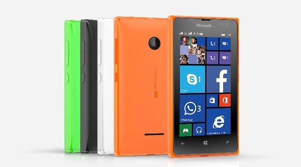 Lộ thông tin smartphone Microsoft Lumia 750
