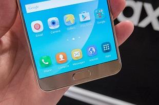 Cách thu nhỏ biểu tượng ứng dụng trên Galaxy S6, Note 5