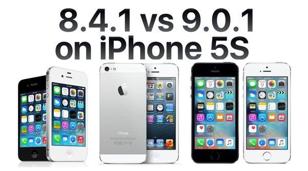Minh chứng iOS 9 khiến iPhone cũ chạy chậm đi