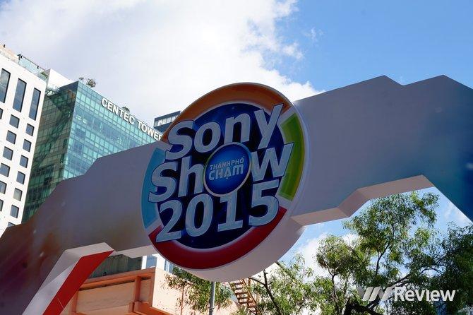 """Một vòng triển lãm """"thành phố chạm"""" của Sony"""