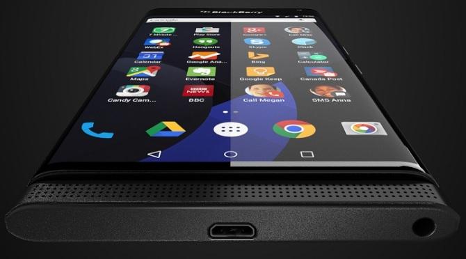 John Chen chính thức xác nhận sự tồn tại của BlackBerry Priv