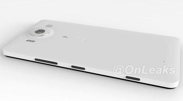 Lộ thêm ảnh và video thiết kế Lumia 950 và 950 XL