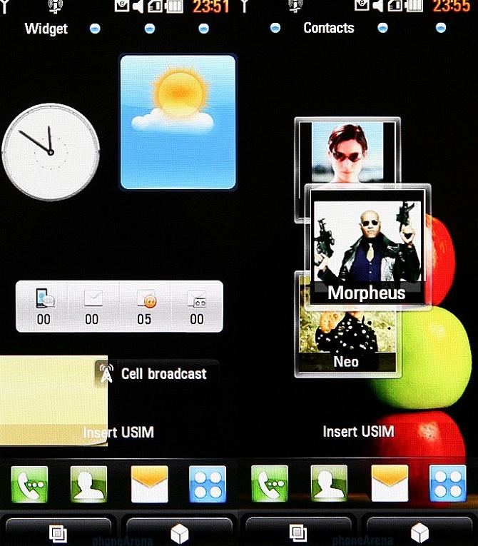 6 năm trước, LG giới thiệu LG BL40 New Chocolate với màn hình 21:9