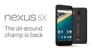 Nexus 5X lộ toàn bộ cấu hình