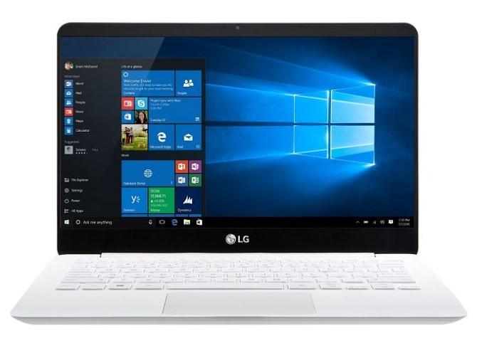 Laptop LG Gram lên kệ với giá từ 900 USD