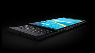 BlackBerry tung ảnh BlackBerry Priv chạy Android