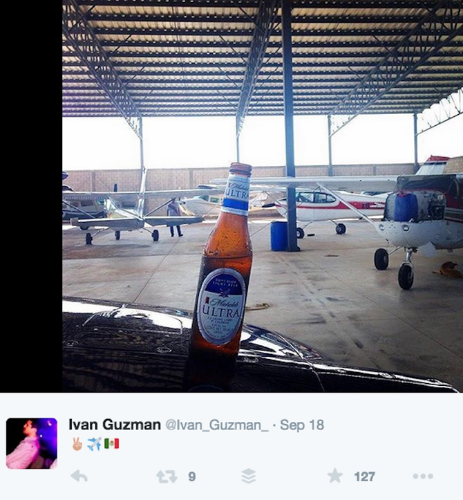 Xem con trai trùm ma túy El Chapo phô trương sự giàu có trên mạng xã hội